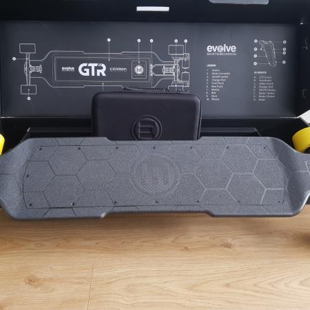 Deskorolka elektryczna Evolve GTR Carbon Street