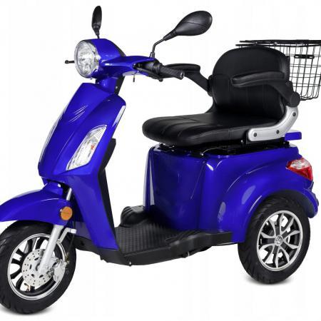 Inwalidzki pojazd elektryczny VELEX model SENIOR W20