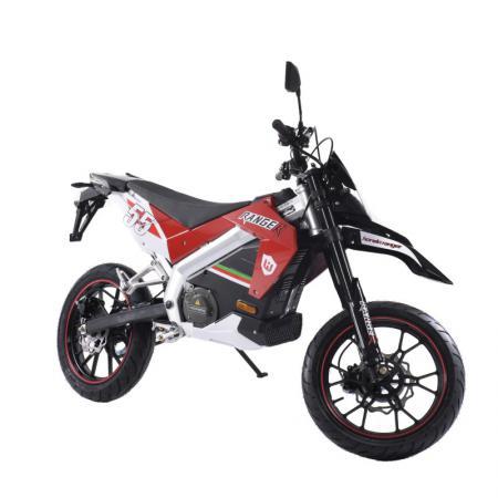 Motocross elektryczny Horwin Ranger iamelectric czerwony