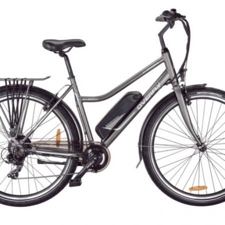 Rower elektryczny Miejski PIONEER