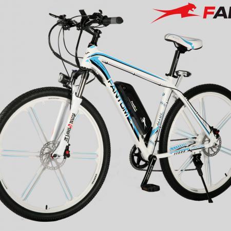 Rower elektryczny ebike Fantom BLUE MOON M29 - od Polskiego Producenta
