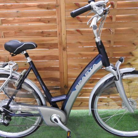Rower elektryczny Sparta ION GL. D 57. I inne rowery
