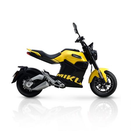 Motocykl elektryczny Miku Super Sunra 2021