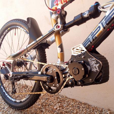 Lift-MTB Napęd elektryczny do roweru - konwersja roweru w e-bike