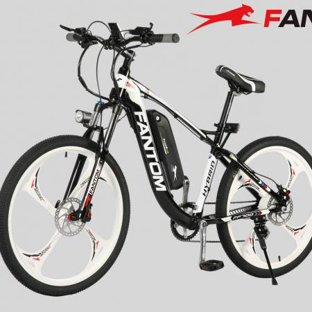 Rower elektryczny ebike Fantom RINGO M26 - od Polskiego Producenta
